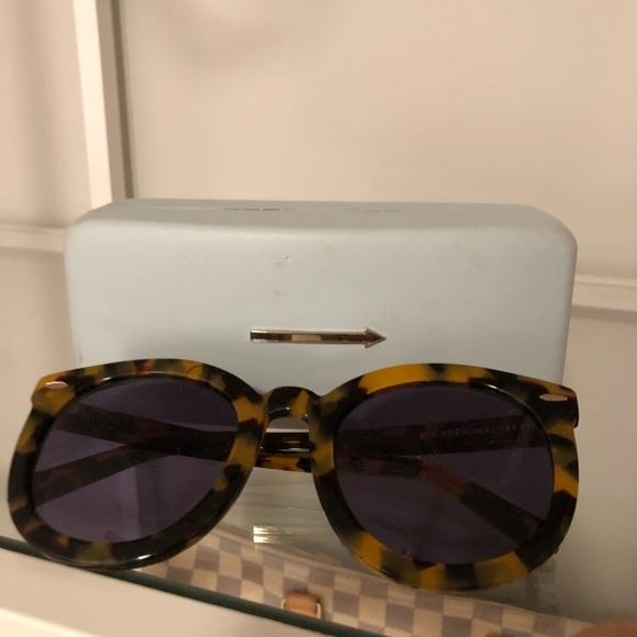 8834f86955e Karen Walker Accessories - Karen walker super duper tortoise sunglasses